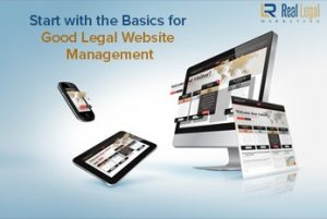 Legal Website Management