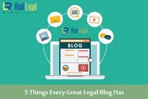 5 Things Every Great Legal Blog Has