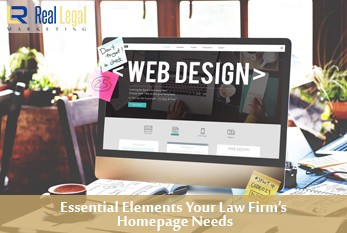 Essential Elements Your Law Firm's Homepage Needs