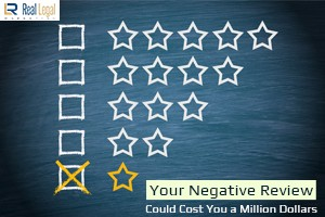 Your Negative Review Could Cost You a Million Dollars
