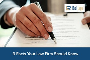 Legal Marketing: 9 Facts Your Law Firm Should Know